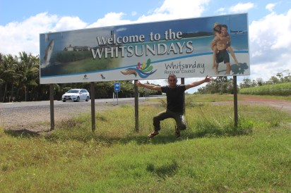 Excited to discover the Whitsundays !