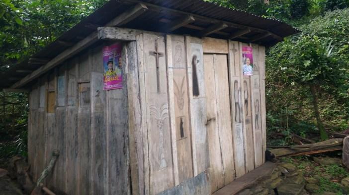 Don Alberto's house