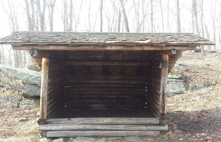 Legend Wood Shelter