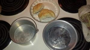 Camp Biscuit cook stove