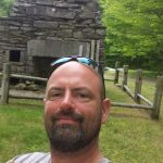 Gary at Nathaniel Lyon Memorial State Park