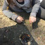Cora's mini fire