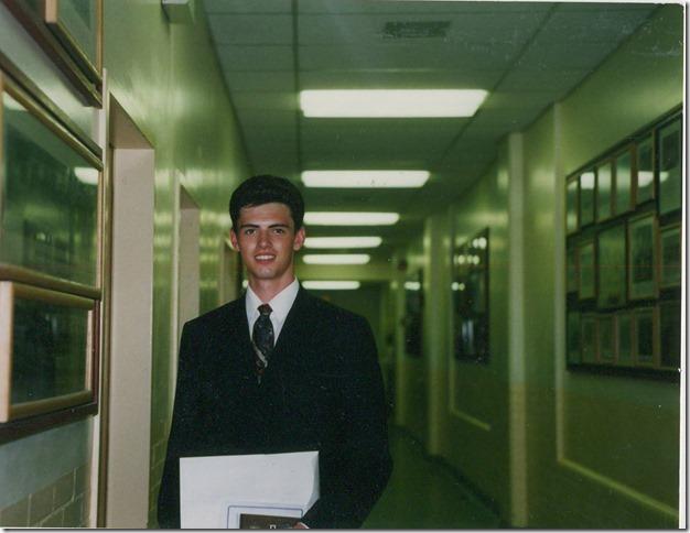 Shawns High School Graduation (Shawn)