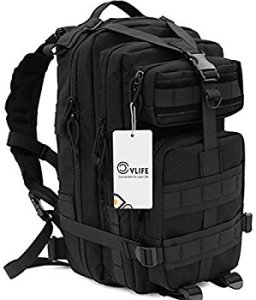 CVLIFE Outdoor Tactical Backpack Military Rucksacks