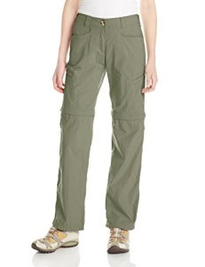 Exofficio Women's Bugs Away Ziwa Regular Convertible Pant