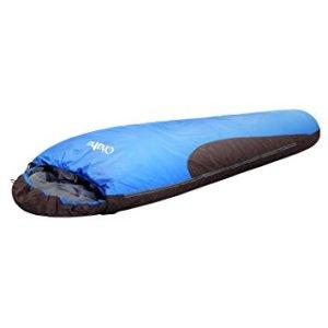 Ohuhu 0 Degree Mummy Camping Sleeping Bag
