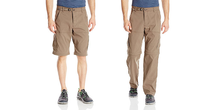 Best Men's Convertible Hiking Pants