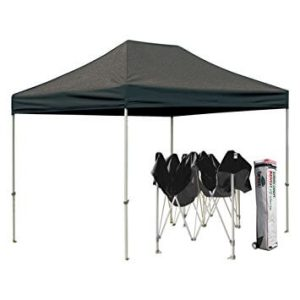 Eurmax White Ez Pop Up Canopy Tent