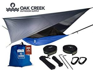 Lost Valley Camping Hammock by Oak Creek Outdoor Supply review