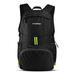 Modase Large 35L Packable Travel Hiking Backpack Daypack