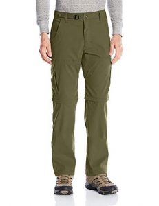 Prana Stretch Zion Convertible Pant review