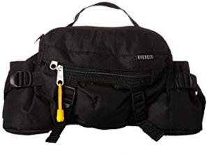Lumbar Waist Pack-Holds Two Water Bottles