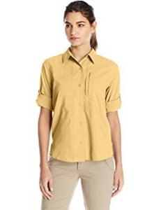 Royal Robbins Women's Expedition Stretch Long Sleeve Tee