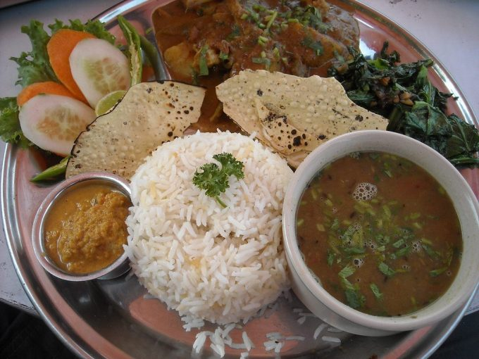 The Nepali Food