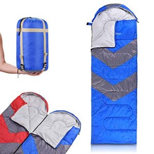 Abco Tech Sleeping Bag review