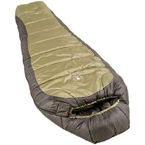 COLEMAN North Rim Adult Mummy Sleeping Bag review