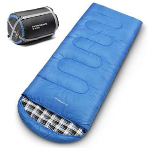 NORSENS Sleeping Bag review