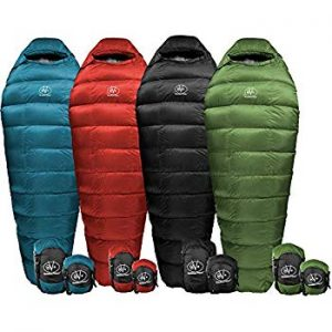 Outdoor Vitals Summit 0°F Down Sleeping Bag review