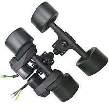 CUAN NA Dual Electric skateboard conversion kit