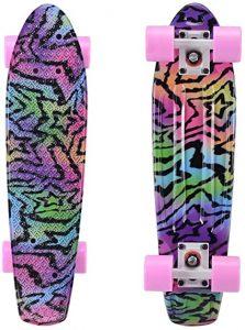 Mini Cruiser Skateboard - Playshion