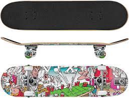 RD Street Series Skateboard