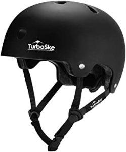 TurboSke Skateboard Helmet