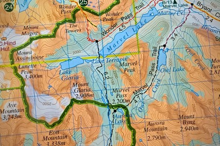 Map of banff area path decorations pictures full path decoration banff mt norquay trail map liftopia banff mt norquay trail map map showing the mammoth hot springs area mammoth hot springs yellowstone national park some publicscrutiny Gallery
