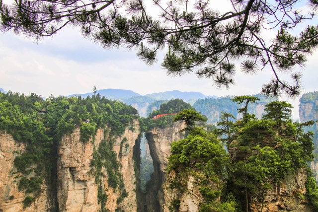 Natural Bridge in Zhangjiajie National Forest Park, Travel Tips