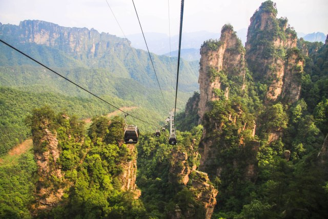 All You Need to Know before Visiting Zhangjiajie National Forest Park