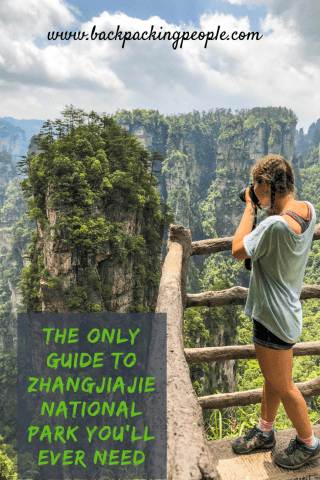 Visiting Zhangjiajie National Forest Park: The Only Guide You'll Ever Need