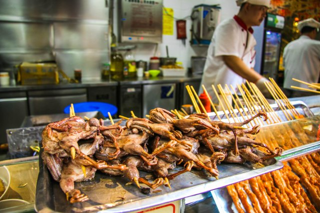 The Ultimate Guide to Travelling to China: Chinese Food
