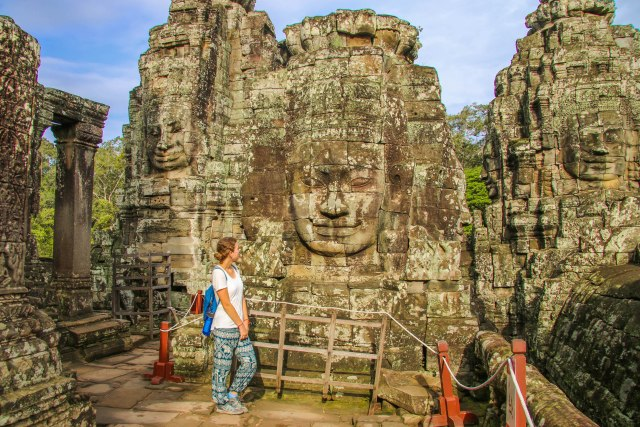 Best Temples in Siem Reap: Bayon Temple