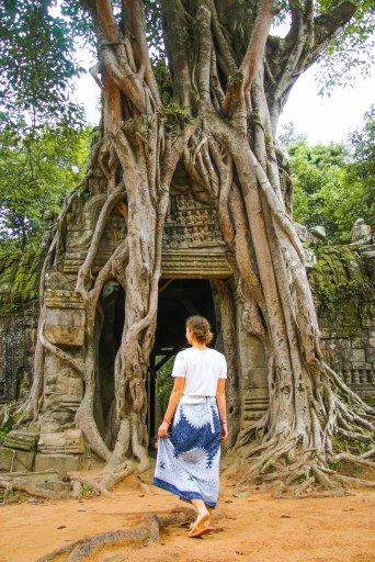 Ta Som: Hidden Gem in Angkor Wat, Cambodia