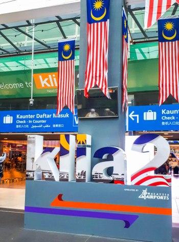 Kuala Lumpur Guide: KLIA, Kuala Lumpur International Airport