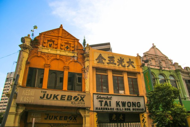 Places to See in Kuala Lumpur: Chinatown