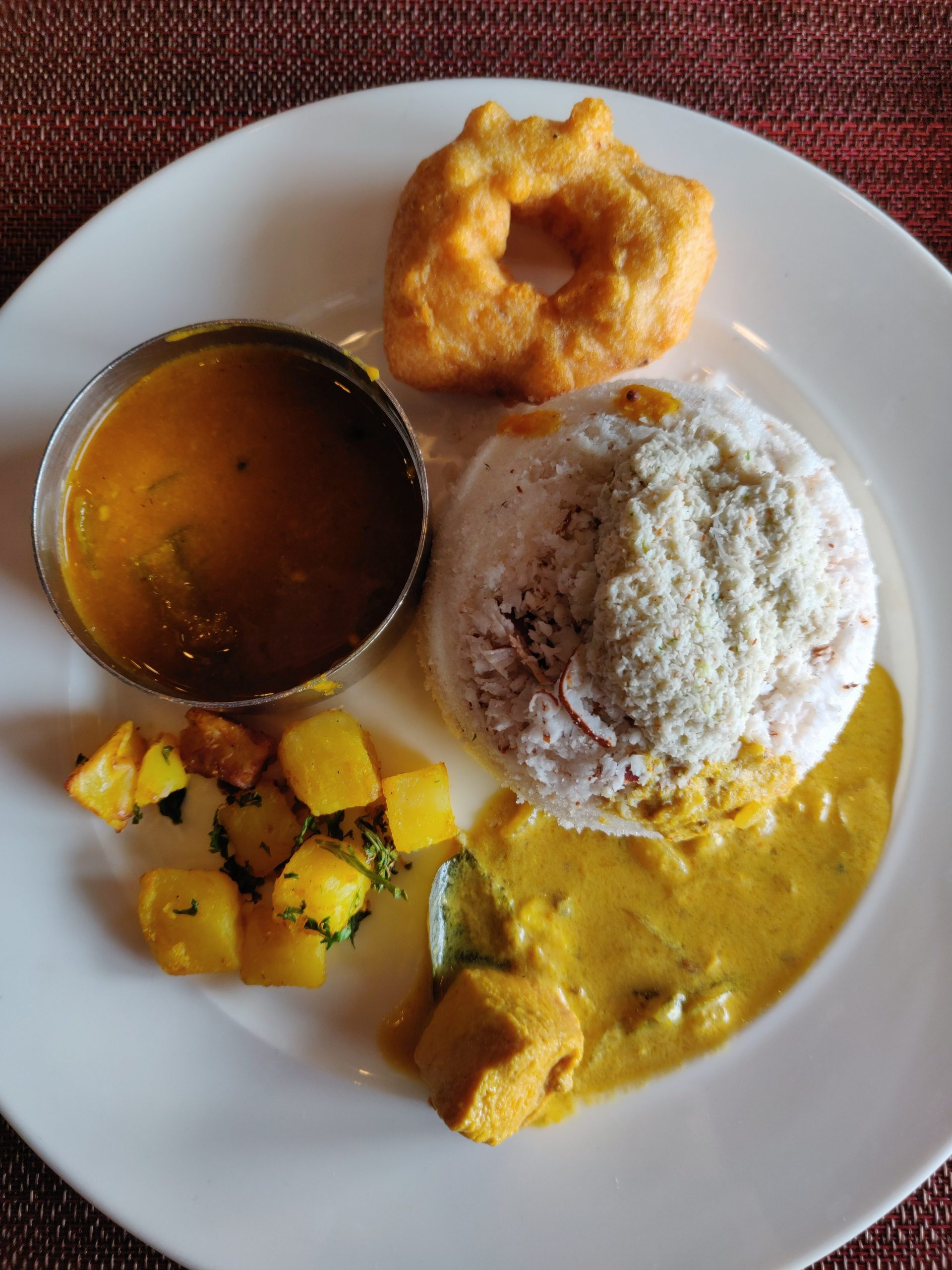 Binge on the delicious Malabari cuisine