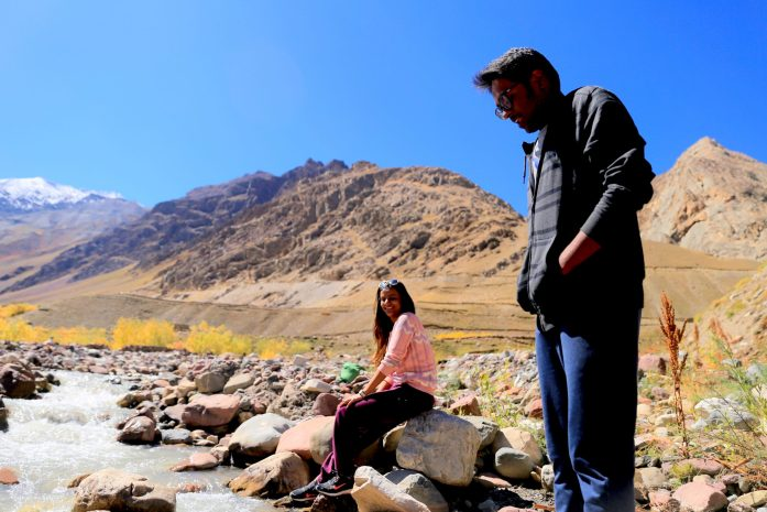 spiti valley october