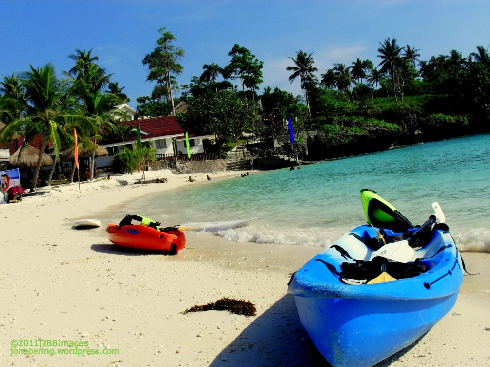 Mangodlong Rock Resort, Camotes Island, Cebu