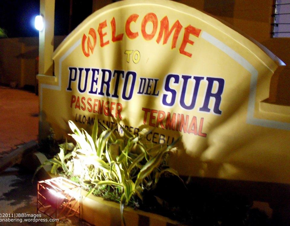 Puerto del Sur Santander Cebu