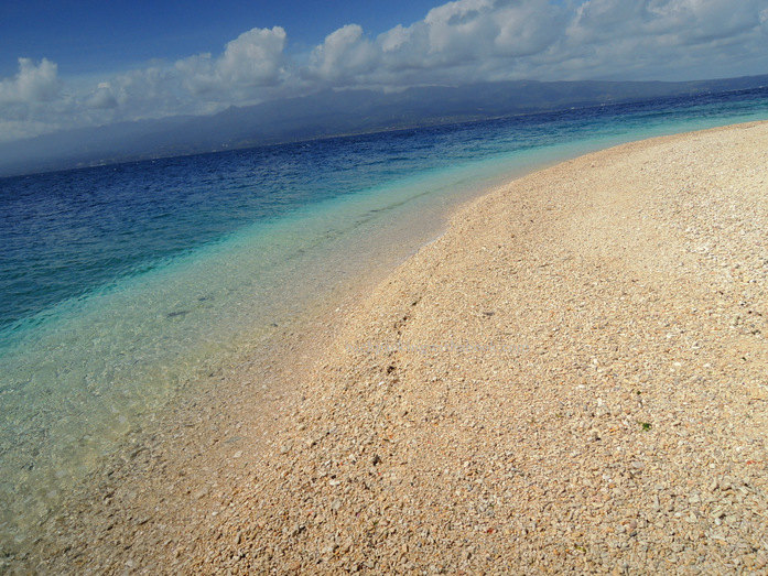 Pebble Beach, Santander, Cebu Southern Cebu Travel Guide