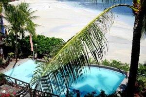 Santiago Bay, Camotes Island, Cebu