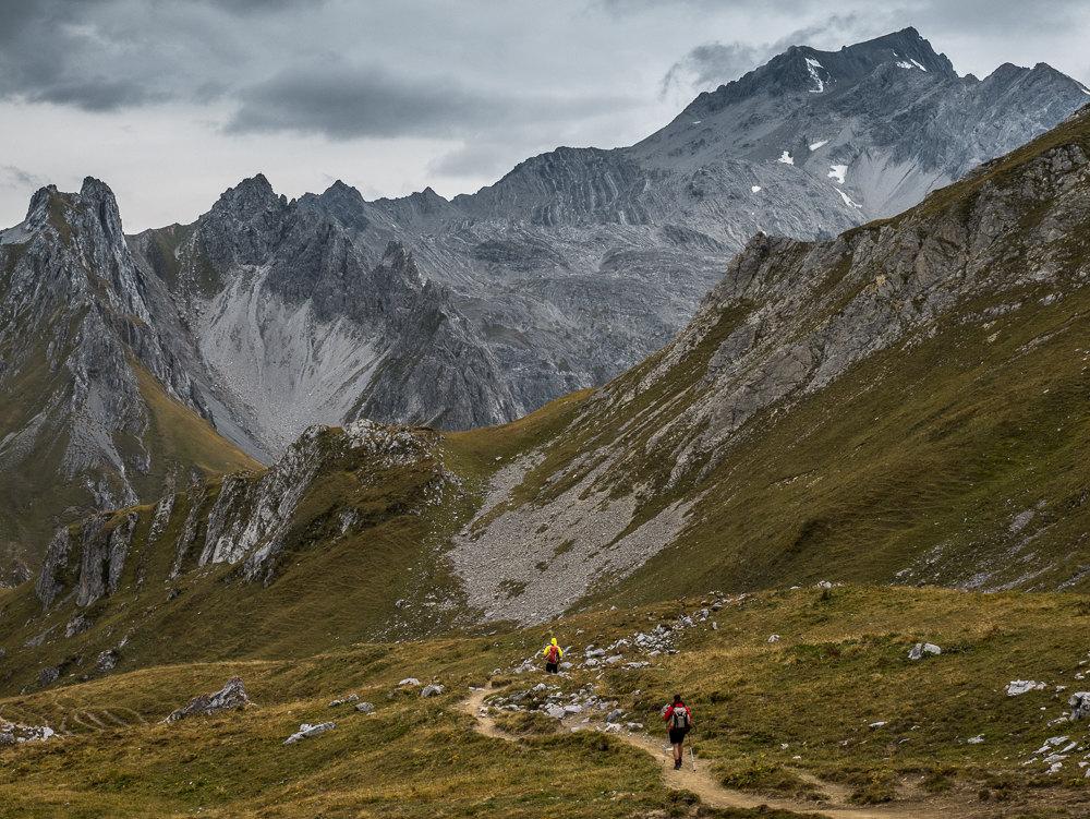 Rätikon in Vorarlberg, Autsria