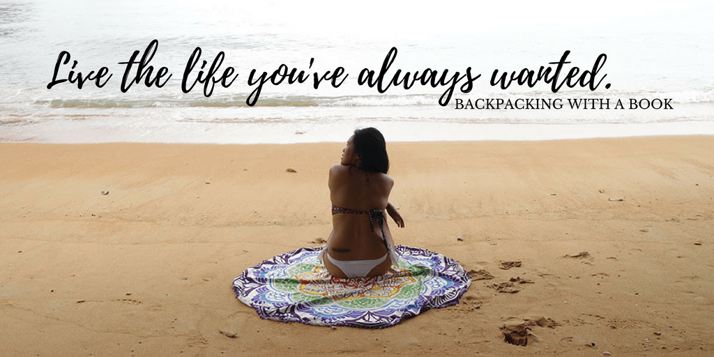 Live the life you've always wanted travel quote