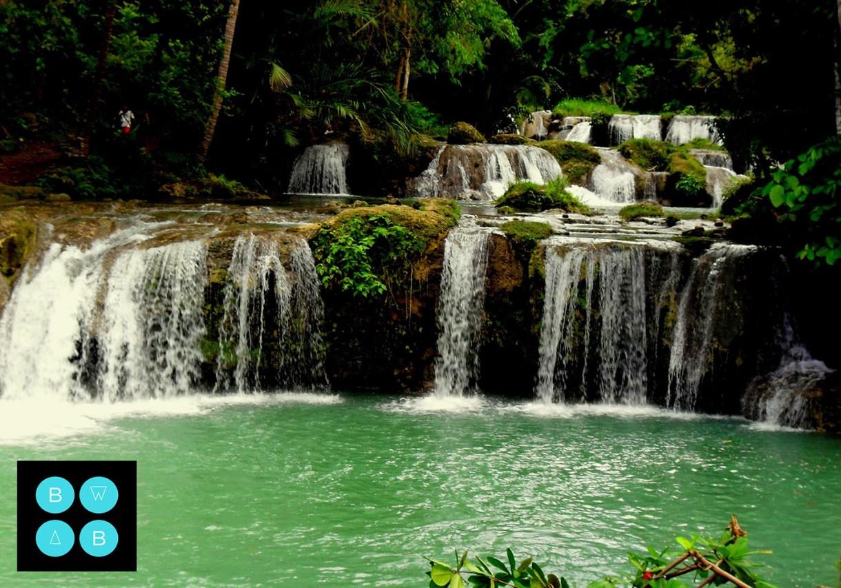 Cambugahay Falls, Siquijor Travel Guide
