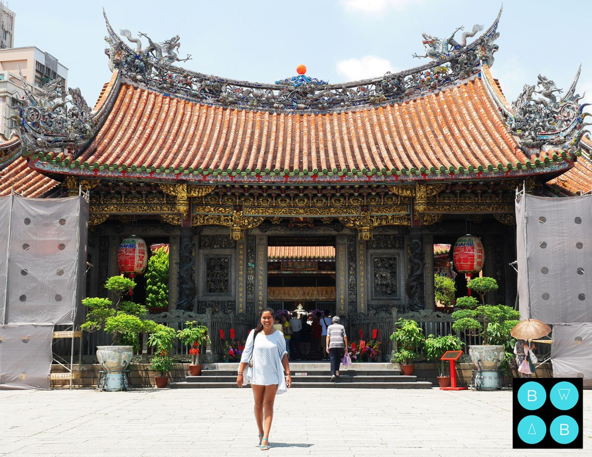 TAIPEI TRAVEL GUIDE Long Shan Temple