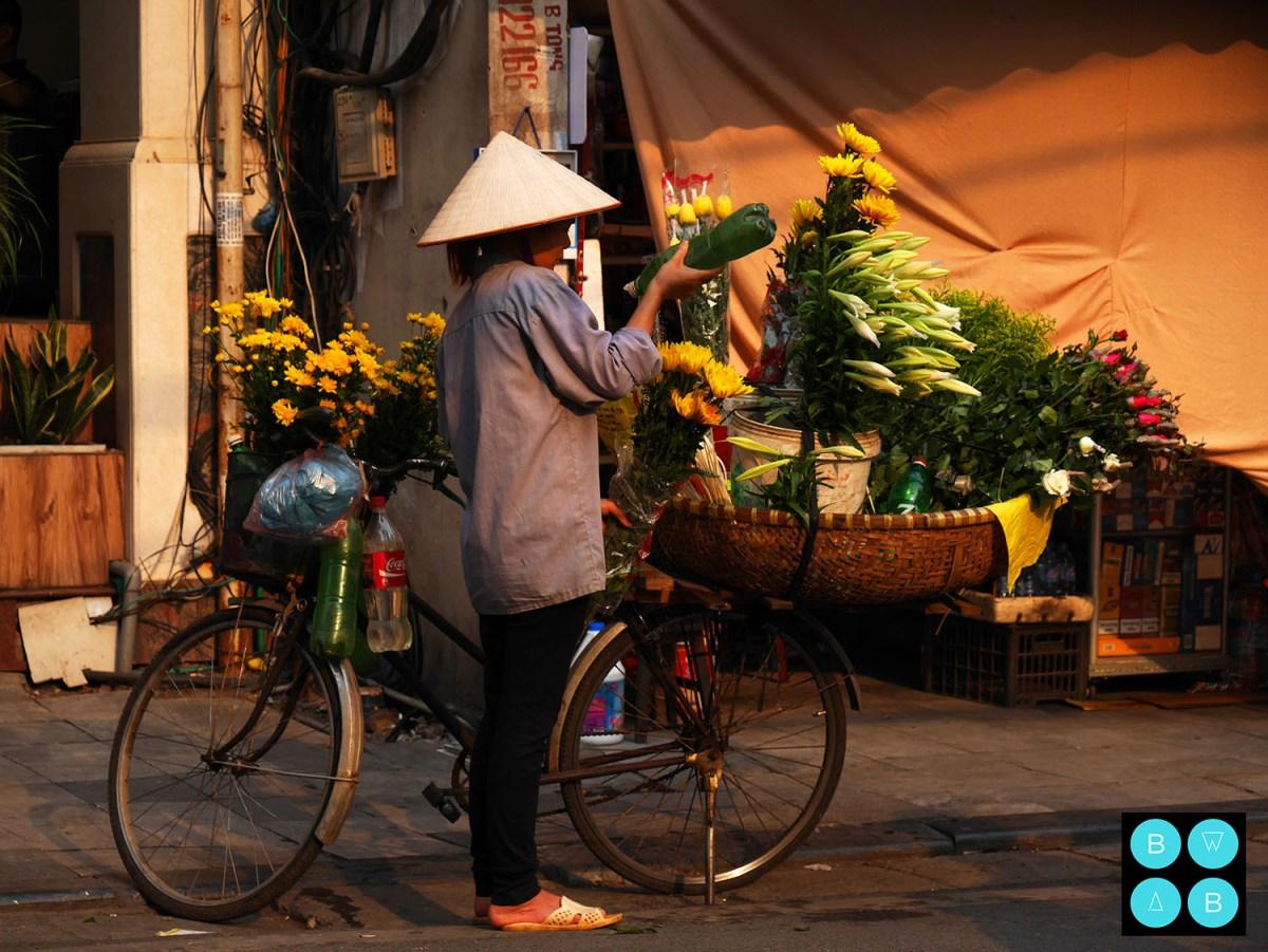 Northern Vietnam Travel Guide Woman in Nonla