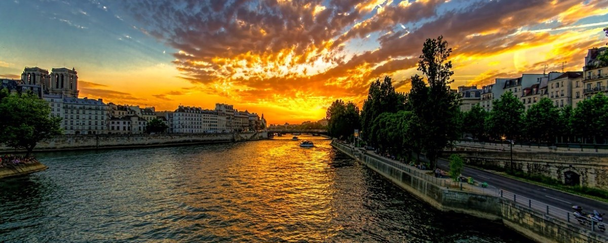 Quaint Neighborhoods in Paris