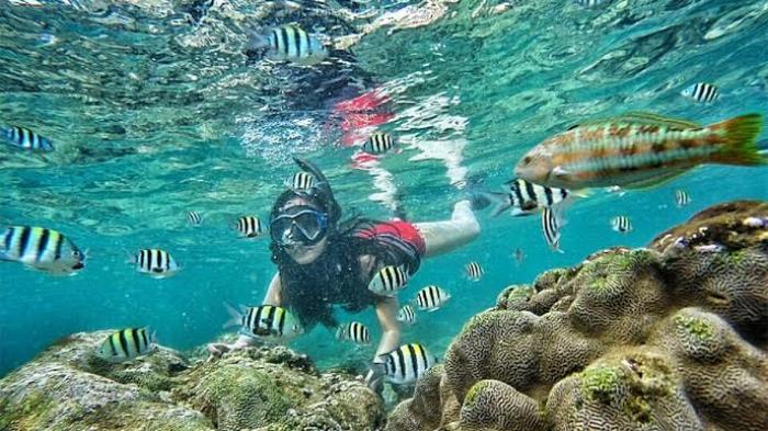 Yogyakarta Travel Guide Nglambor Beach