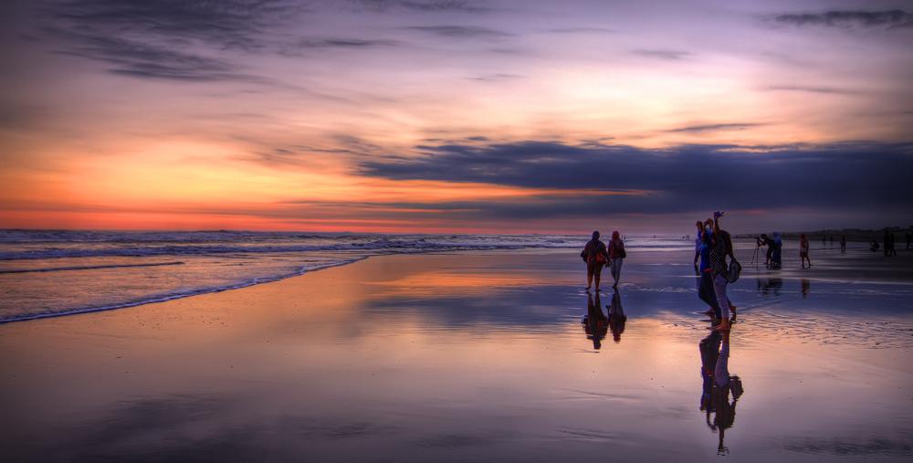 Yogyakarta Travel Guide Parangtritis Beach