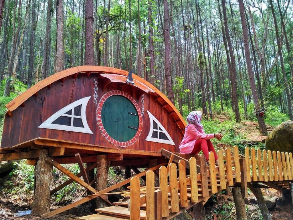Yogyakarta Travel Guide Seribu Batu Songgo Langit
